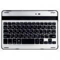 Клавиатура с русскими буквами Mobile Bluetooth Keyboard White для Apple iPad mini(#3)