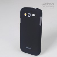 Пластиковый чехол Jekod Cool Case Black для Samsung i9082 Galaxy Grand Duos