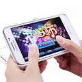 Полиуретановый чехол Nillkin Fresh Series White для Samsung G3586 Galaxy Core Lite(#2)