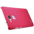 Пластиковый чехол Nillkin Super Frosted Shield Bright Red  для Huawei Ascend Mate7(#2)
