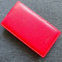 Кожаный чехол Melkco Leather Case Red LC для Nokia Lumia 520