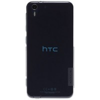 Силиконовый чехол Nillkin Nature TPU Case White для HTC Desire EYE