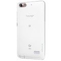 Силиконовый чехол Nillkin Nature TPU Case White для Huawei G Play Mini(#1)