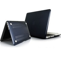 Пластиковый чехол Protective Sleeve Case Black для Apple MacBook Pro 13,3