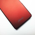 Пластиковый чехол Jekod Cool Case Red для Sony Xperia Z1 mini/Compact(#2)