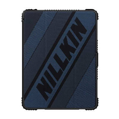 Защитный чехол NILLKIN Bumper Speed iPad Leather Cover Синий для Apple iPad 9.7 2017/iPad 9.7 2018(1)