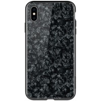 Чехол NILLKIN Seashell Case Черный для Apple iPhone XS Max