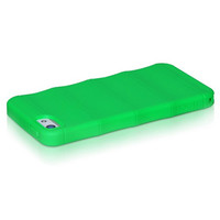 Силиконовый чехол HOCO Cool Bamboo Crystal Case Green для Apple iPhone 5/5S/5SE