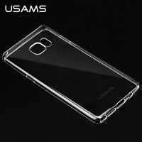 Силиконовый чехол Usams Primary Series Ultra Thin Transparent для Samsung N930 Galaxy Note 7/Galaxy Note FE(Fan Edition)