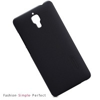 Пластиковый чехол Nillkin Super Frosted Shield Black  для Xiaomi MI4
