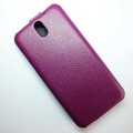 Кожаный чехол Melkco Leather Case Purple LC для HTC Desire 610(#3)