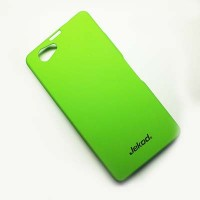 Пластиковый чехол Jekod Cool Case Green для Sony Xperia Z1 mini/Compact