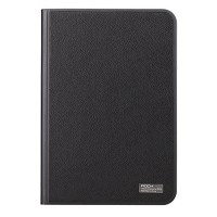 Чехол книга ROCK Luxurious Series Black для Apple iPad mini