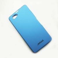 Пластиковый чехол Jekod Cool Case Blue для Sony Xperia Z1 mini/Compact