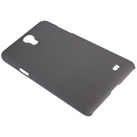 Пластиковый чехол Nillkin Super Frosted Shield Black  для Samsung G750F Galaxy Mega 2