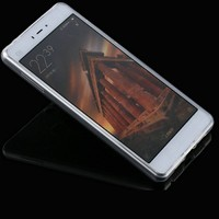 Силиконовый бампер Becolor TPU Case 0.5mm Transparent для Xiaomi Mi4S