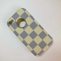 Пластиковый чехол Hardshell Case Burberry View 1 для Apple iPhone 4/4S