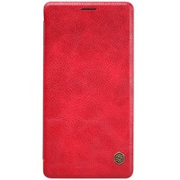 Кожаный чехол Nillkin Qin Leather Case Red для Samsung Galaxy A7