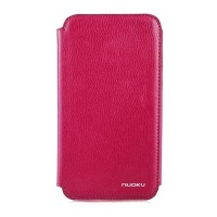 Кожаный чехол Nuoku Grace Series Pink для Samsung N7100 Galaxy Note 2