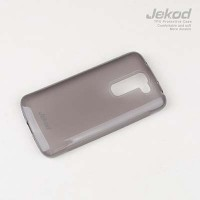 Силиконовый чехол Jekod TPU Case Black для LG Optimus G2 Mini D618