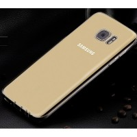 Силиконовый чехол Becolor TPU Case 0.5mm Transparent для Samsung G935F Galaxy S7 Edge