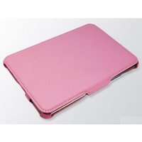 Кожаный чехол Armor Case Light Pink для Samsung Galaxy Note 10.1 N8000