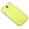 Пластиковый чехол ROCK NEW NakedShell Series Yellow для Samsung i9500 Galaxy S4(#2)